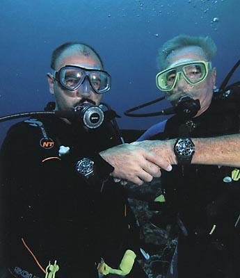 Blancpain - подводный турбийон